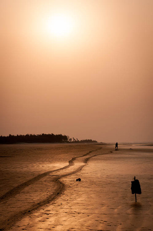 Sagar Island - Bengal Bay and Ganges River